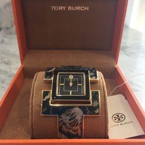 NEW Tory Burch Cuff Watch